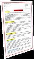 R glement int rieur obligatoire pour les entreprises d s - Reglement interieur copropriete modele ...